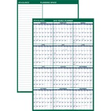 At-A-Glance Jumbo Erasable Yearly Wall Planner