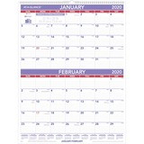 At-A-Glance 2-Month Wall Calendar