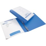 Avery&reg Flexible View Binders with Round Rings