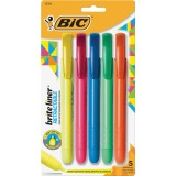 BIC Brite Liner Retractable Highlighters