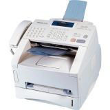 Brother IntelliFAX 4750e Laser Multifunction Printer - Monochrome - Plain Paper Print - Desktop