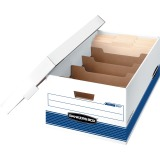 Bankers Box Extra-strength Divider Storage Box