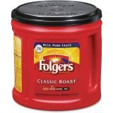 Folgers Classic Roast Coffee Ground