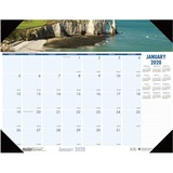 House of Doolittle EarthScapes Coastlines Desk Pad