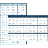 House of Doolittle Write-on Laminated Wall Planner