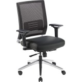 Lorell Lower Back Swivel Executive Chair