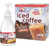 Nestle&reg Coffee-Mate® Cafe Mocha Iced Coffee - 1.5L Liquid Pump Bottles