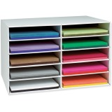 "Classroom Keepers 12"" x 18"" Construction Paper Storage"