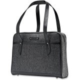 "Samsonite Heathered Carrying Case (Briefcase) for 15.6"" Notebook - Gray"