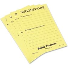 Suggestion Boxes & Cards