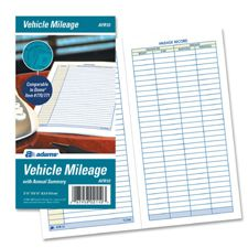 Automobile Log Books