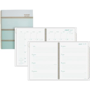 At-A-Glance Ombre Academic Weekly/Monthly Planner