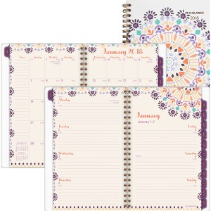 At-A-Glance Sun Dance Weekly/Monthly Planner