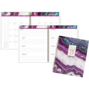 At-A-Glance Agate Wkly/Mthly Planner