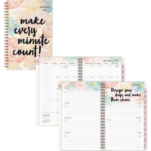 At-A-Glance B-Positive Small Weekly/Monthly Planner