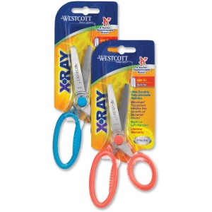 Westcott X-RAY Microban Kids Scissors