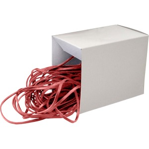 "Alliance Rubber 07825 SuperSize Bands - Large 12"" Heavy Duty Latex Rubber Bands - For Oversized Jobs"