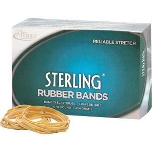 Alliance Rubber 24165 Sterling Rubber Bands - Size #16