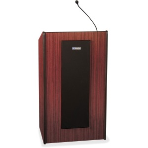 AmpliVox S450 - Presidential Plus Lectern
