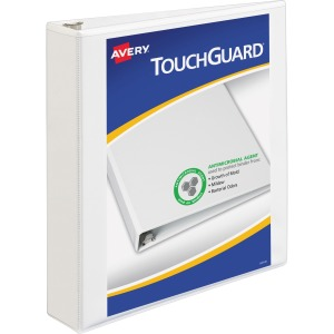 Avery TouchGuard Protection Slant D-ring Heavy-duty View Binder