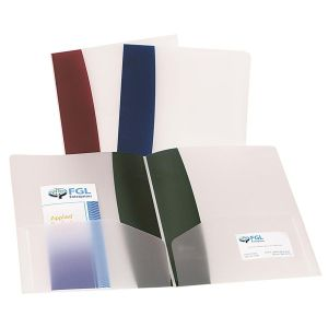 Avery Style Edge Presentation Folder