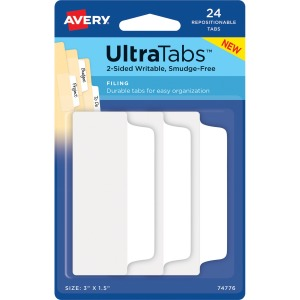 Avery Filing Ultra Tabs