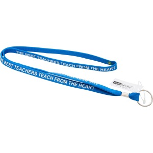 SICURIX Best Teachers Inspirational Lanyard