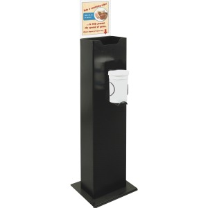 Buddy Hand Wipe Station