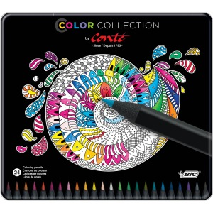 BIC Color Collection Coloring Pencils