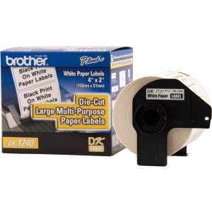 Brother P-Touch DK1240 Multi-Purpose Label