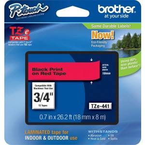 Brother P-touch TZE441 Label Tape