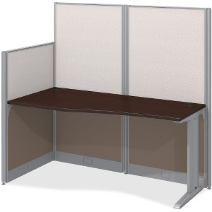 Bush Business Furniture Straight Workstation Box 2/2
