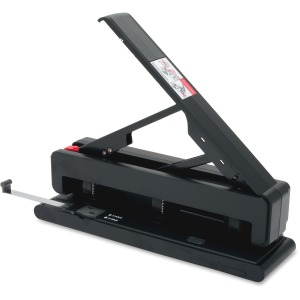 Business Source Effortless 2-3 Hole Punch