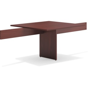 basyx by HON Modular Conference Table Slab Base - Adder Section