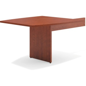 basyx by HON Modular Conference Table Slab Base - Boat End