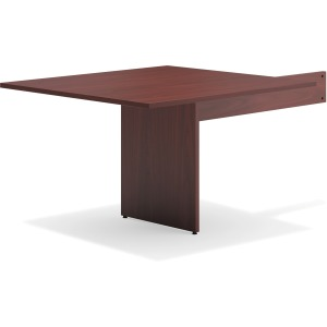 basyx by HON Modular Conference Table Slab Base - Rectangle End