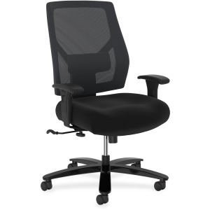 Basyx by HON Big & Tall Mid-Back Task Chair
