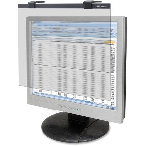 Compucessory LCD Privacy/Antiglare Security Filter Black