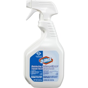 Clorox Disinfecting Bathroom Cleaner