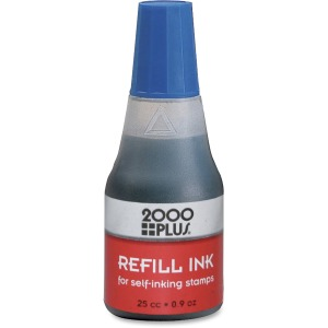 COSCO Self-inking Stamp Pad Refill Ink