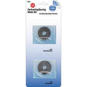 CARL Perforating/Scoring Replacement Blades