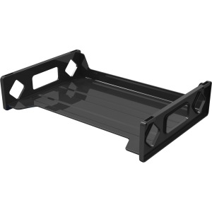 deflecto Single Stacking Letter Tray