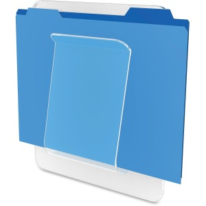 deflecto Wall Mount File & Chart Holder