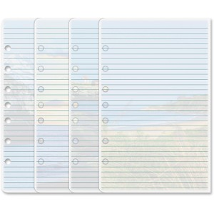 Day-Timer Coastlines 13188 Notepad