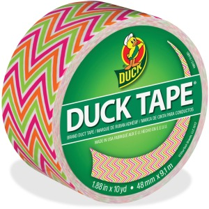 Duck Brand Brand Zig Zag Color Duct Tape