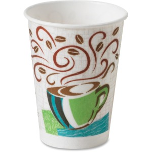 Dixie PerfecTouch Hot Cups