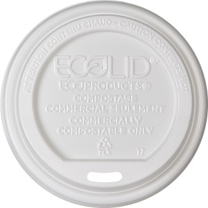 Eco-Products Renewable EcoLid Hot Cup Lids