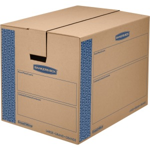 Fellowes SmoothMove™ Prime Moving Boxes, Large