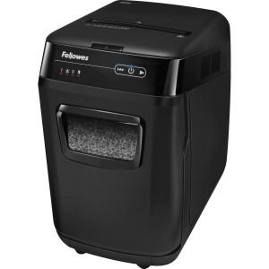 Fellowes AutoMax™ 200M Auto Feed Micro-Cut Shredder