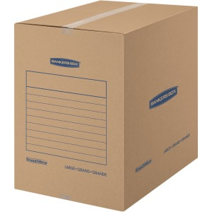 Bankers Box SmoothMove™ Basic Moving Boxes, Large